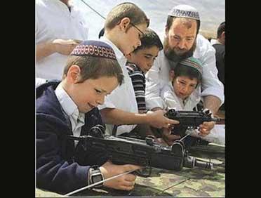 israeli kid