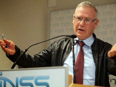Amos Yadlin (timesofisrael)