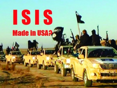 ISIS made in USA?